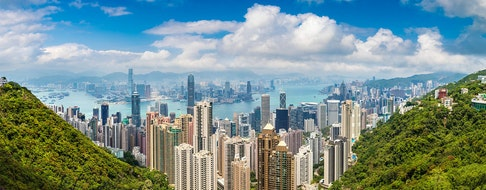china-hong-kong-business-district